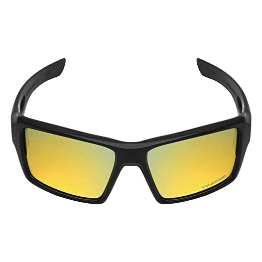 8dc4e9f258 Mryok+ Polarized Replacement Lenses for Oakley Eyepatch 2 - 24K Gold   Amazon.com.au  Fashion