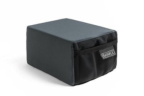 Mini Pillow by Banale | Almohada Suave Portátil de Espuma Viscoelástica | Ideal para viajes,