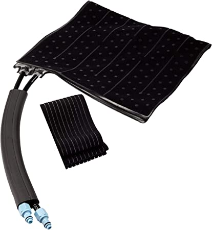 Cold Water Therapy Back Pad for Cryotherapy Unit - Pad Only for Circulating Ice Machine for Back, Abdomen, Large Areas