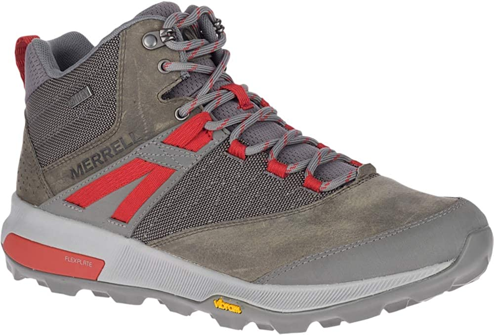 Merrell Men s Zion Mid Wp Hiking Boot