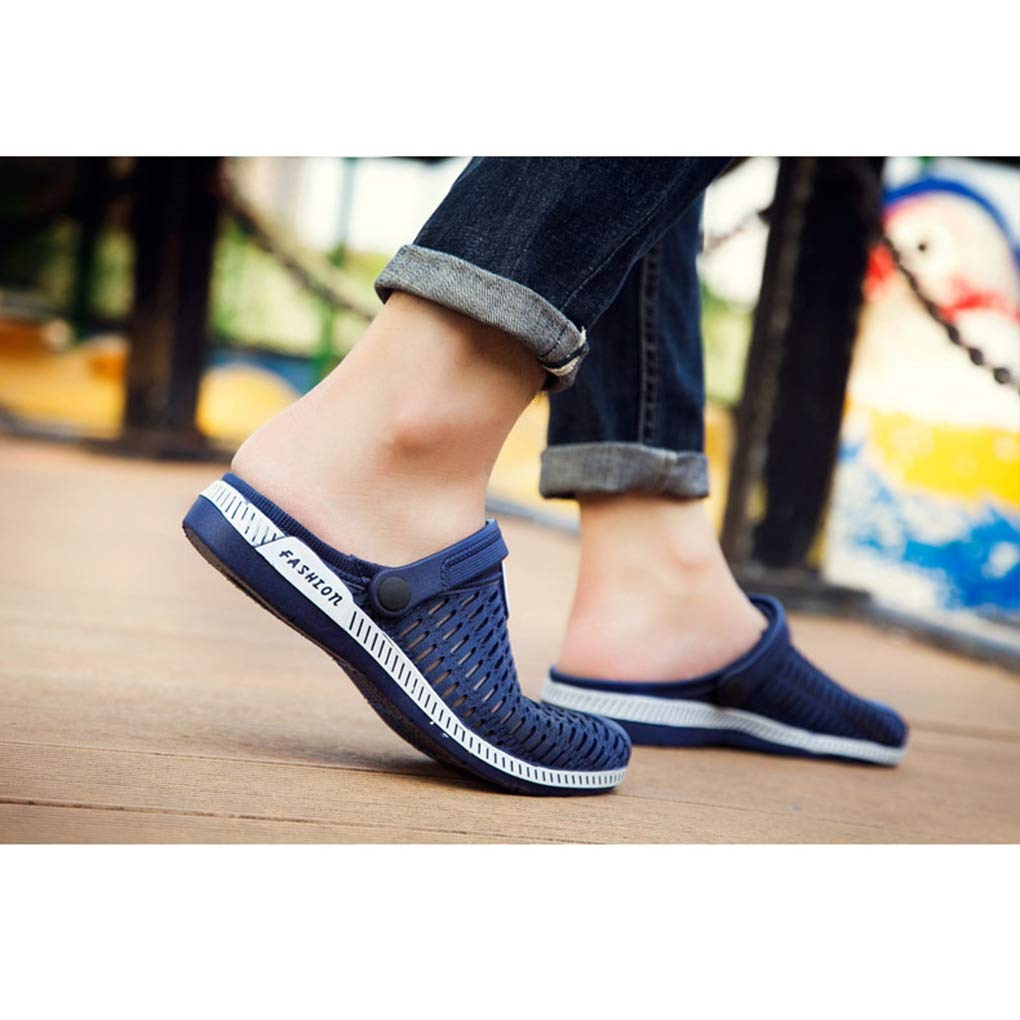 Bergort Men Shoes for Outdoor Beach Sandals Flip Flops