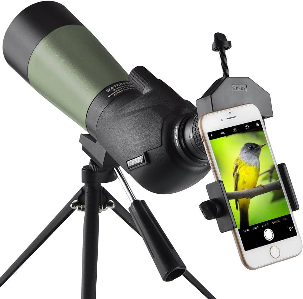 3. Gorky 20-60X60 HD Spotting Scope