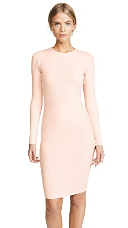 c3b5dd239961 Amazon.com: Susana Monaco Women's Emma Long Sleeve Dress: Clothing