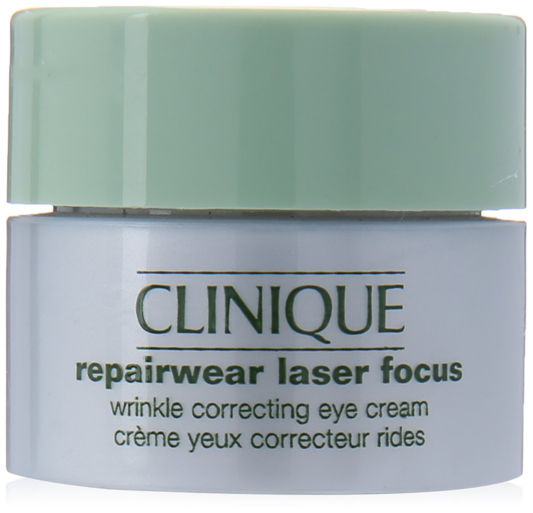 Clinique Repairwear Laser Focus Wrinkle Correcting Eye Cream - 0.17 Oz