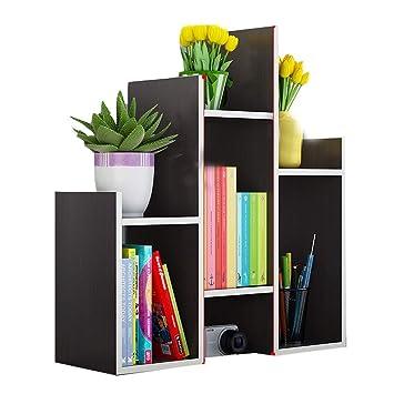 Librería Estantería Estantería Libro de Escritorio Estante de la ...