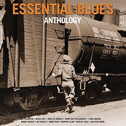 Essential Blues Anthology / Various (Gatefold LP Jacket, 180 Gram Vinyl, United Kingdom - Import, 2PC)