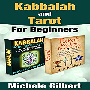 Kabbalah and Tarot for Beginners Box Set Audiobook