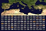 Coins of Ancient Greece Poster 36x24
