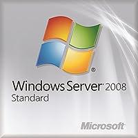Windows SVR STD 2008 R2 64 Bit X64 English 1PK DSP OEI DVD