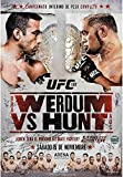 "UFC 180 Werdum vs. Hunt Autographed 27"" x 39"" 22-Signature Event Poster - Fanatics Authentic Certified review"