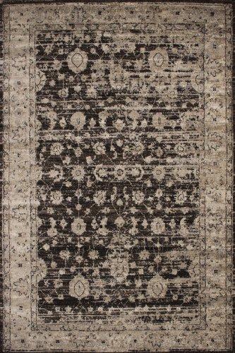 Lalee  347184613  Klassischer Designer Teppich / Vintage / Muster : Orient / Neu / Beige / Grösse : 80 x 150 cm