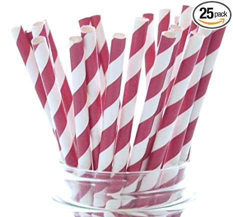 - Holiday Straws Candy Cane Straws Red /& White Christmas Straws 25 Pack Winter Christmas Dinner Straws Santa Clause Red Candy Cane Striped Straws Christmas Party Supplies