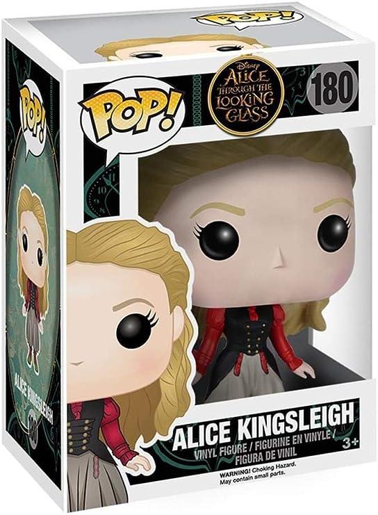 Funko POP Disney Alice Through The Looking Glass Vinyl Figure  Alice Kingsleigh