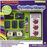 Scholastic Dry Erase Learning Pad - Counting Money by Tara Toys