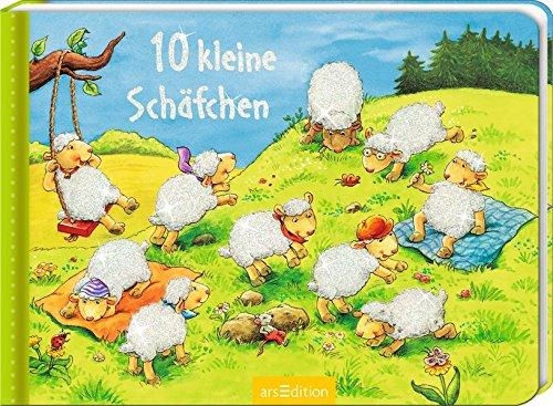 10 kleine Schäfchen (10er Stanze Minis) Pappbilderbuch – 9. Dezember 2016 Patricia Mennen Christine Georg arsEdition 3845815876