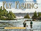 Art of Fly Fishing 2018 Calendar
