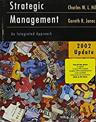 Strategic Management, Fifth Edition, 2002 Update With Cd-rom