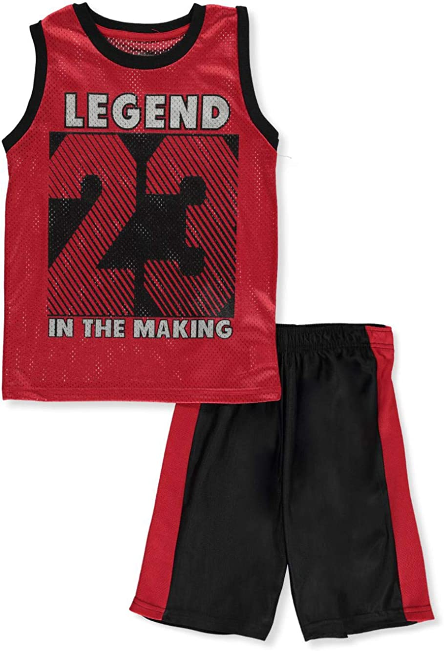 Buzzer Beater Boys Legend in The Making 2-Piece Shorts Set Outfit