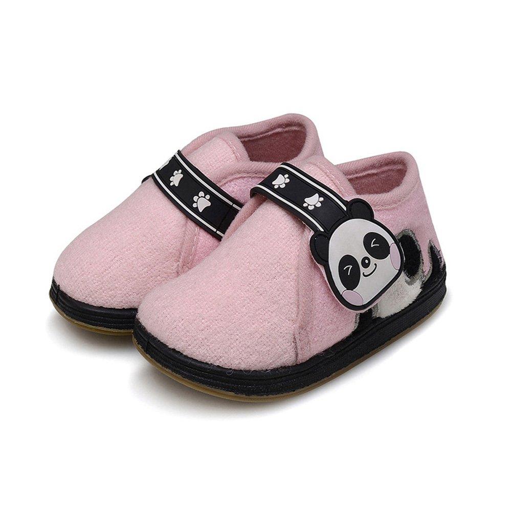 Secret Slippers Winter Soft Warm Cute Baby Boys Girls Boots Fleece Lined Warm Shoes