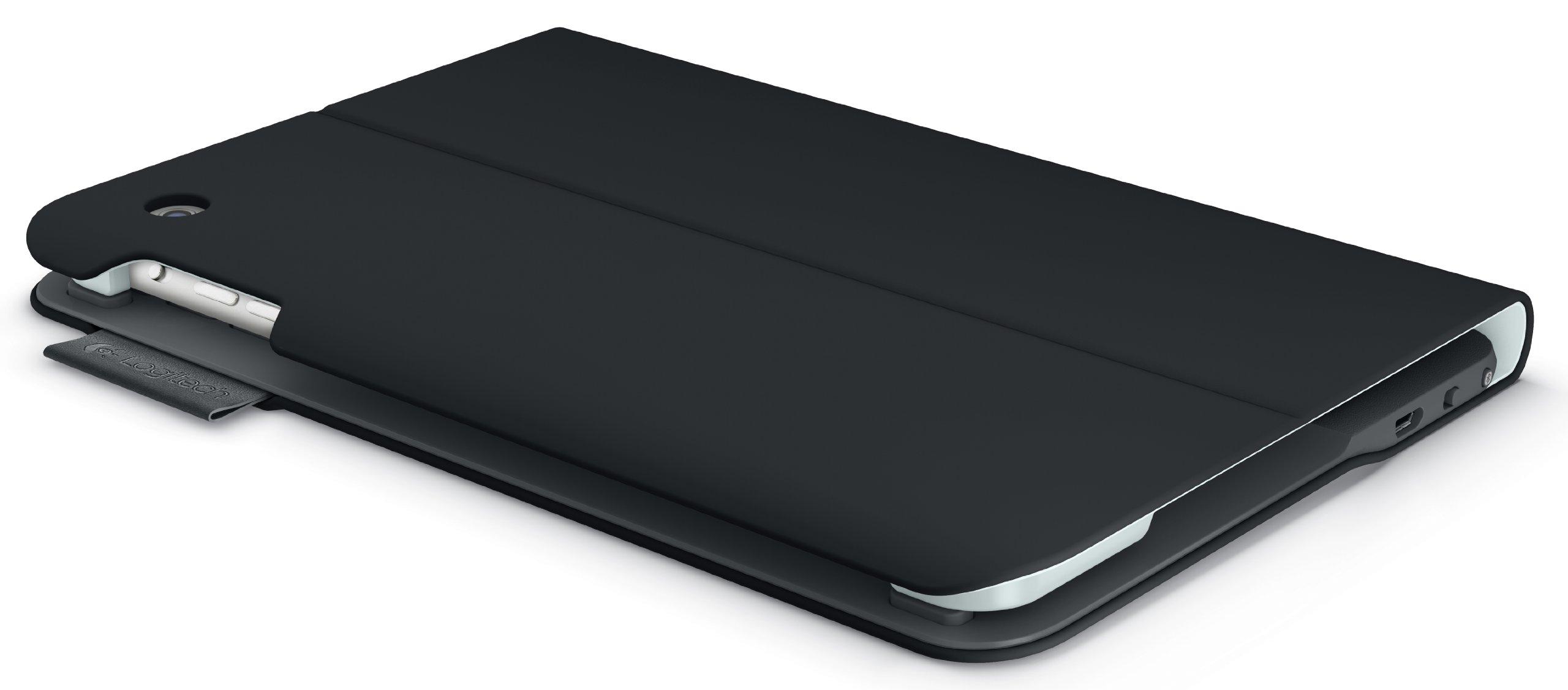 Logitech Ultrathin Keyboard Folio for iPad mini - Carbon Black