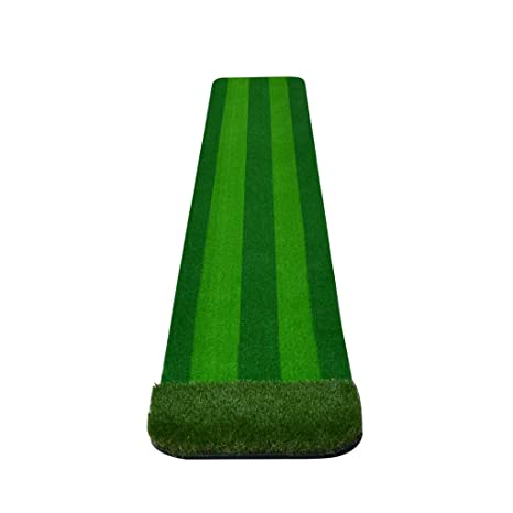 LEI ZE JUN UK- Backyard Golf Putting Mat Green Indoor ...