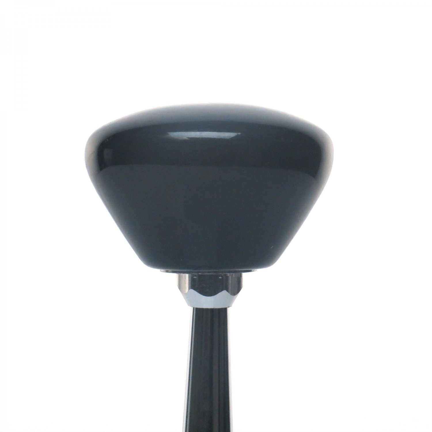 Blue Sergeant American Shifter 146544 Black Retro Shift Knob with M16 x 1.5 Insert