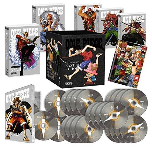 "ONE PIECE Log Collection SET  EAST BLUE to CHOPPER"" [DVD] B00RGBL5YQ"