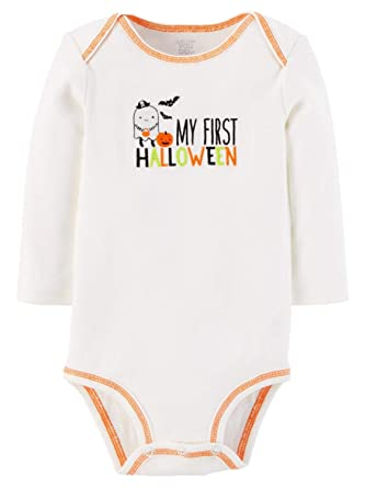 48b2692d6eac Amazon.com  Carter s Just One You Neutral Baby Halloween Bodysuit  Clothing