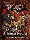 capa de Expedição à Aliança Negra