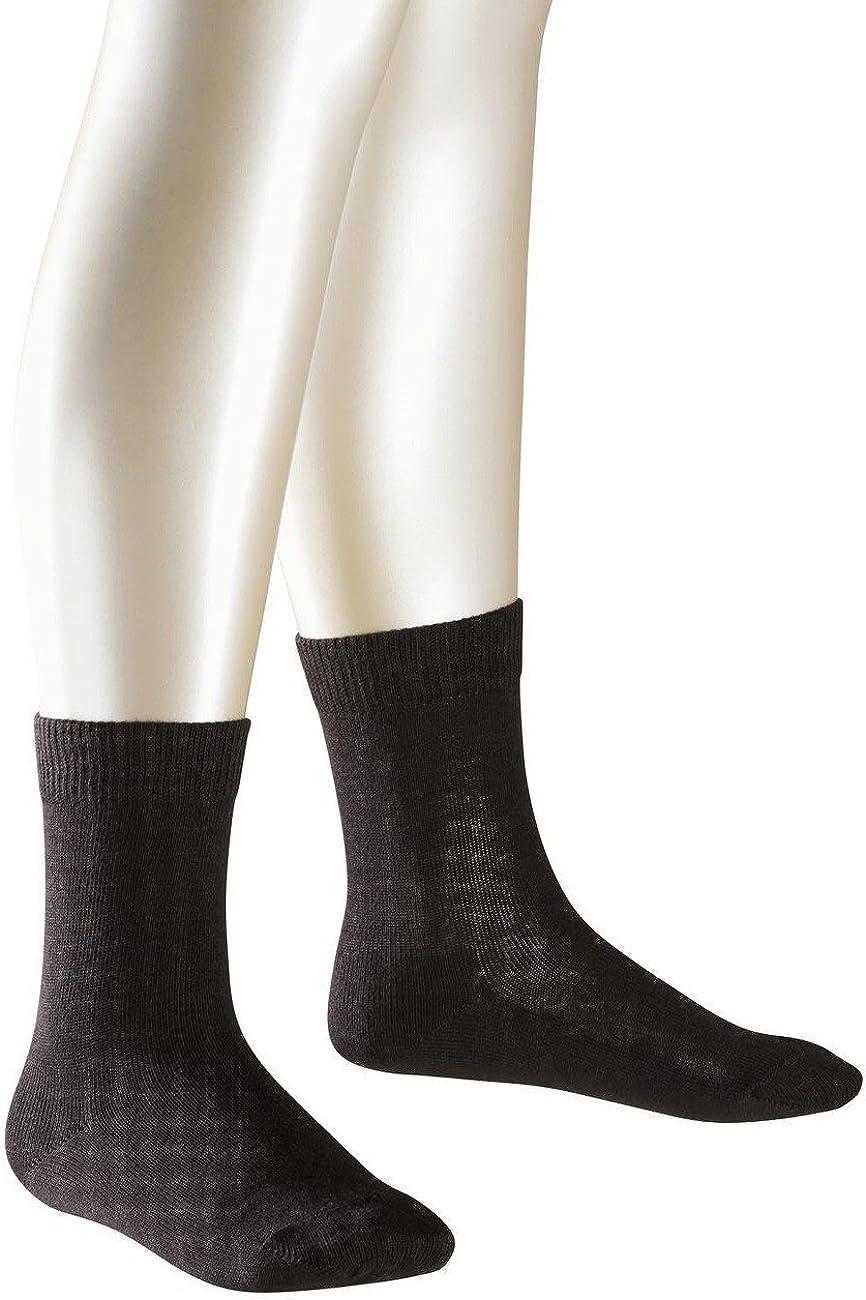 Farben Versch ideal f/ür l/ässige Looks 1 Paar strapazierf/ähig Gr/ö/ße 19-42 FALKE Kinder Socken Family Hautfreundlich 94/% Baumwolle