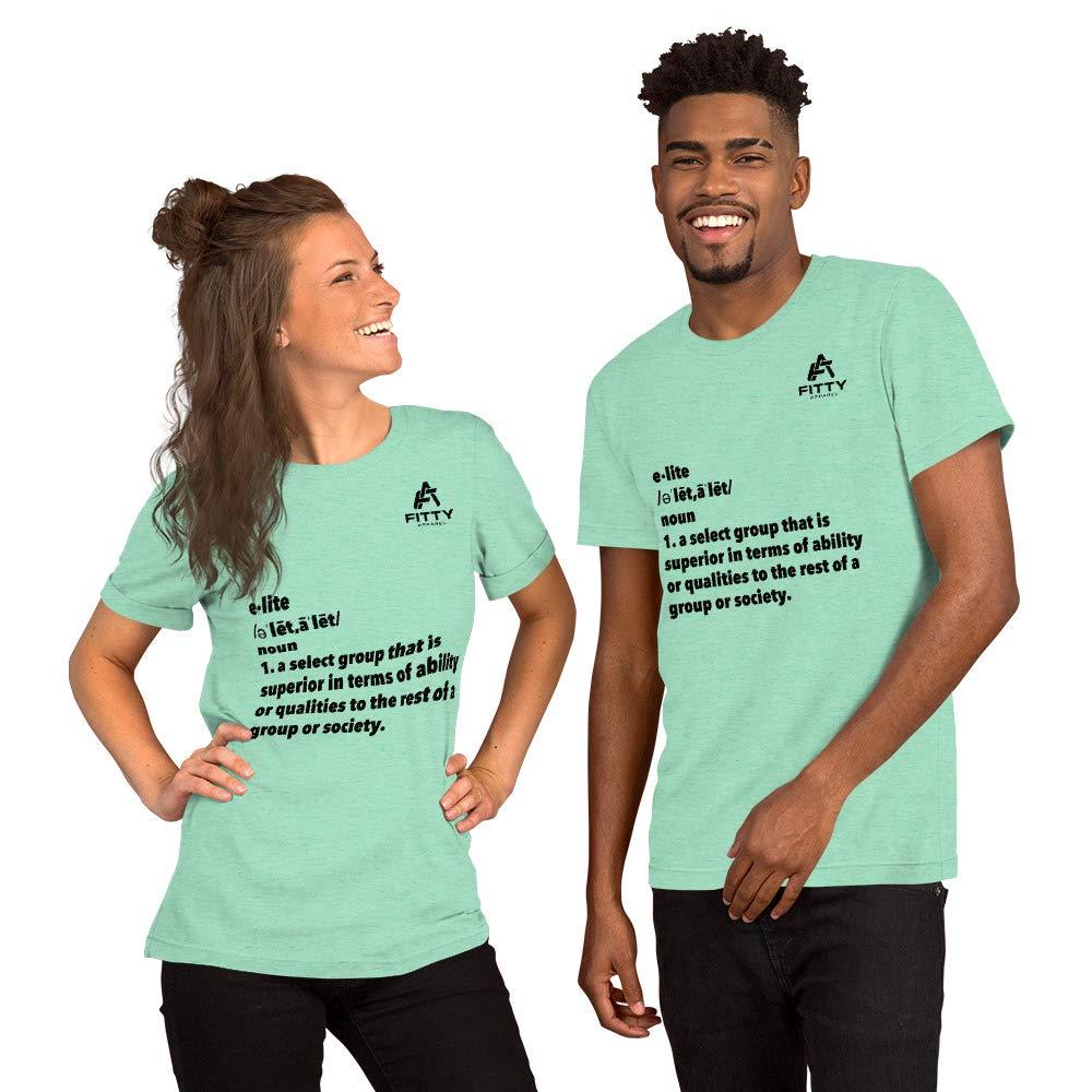 Fitty Apparel Elite Unisex T-Shirt
