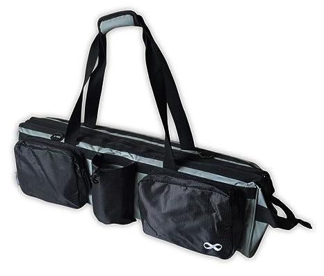d6e17976e1ec Amazon.com   YogaAddict Yoga Mat Tote Bag Supreme with Pocket ...