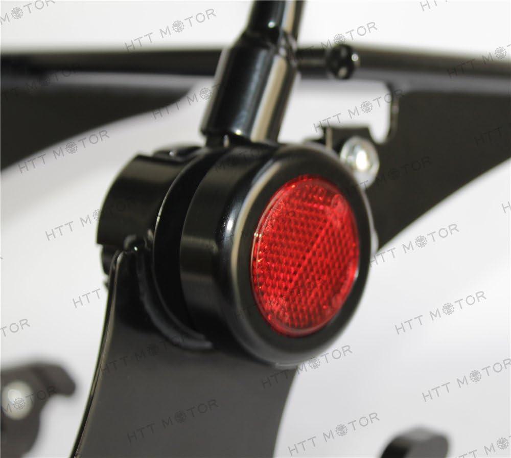 P//N:ASBB03+S-BK HTTMT Sissy Bar Luggage Rack For 2006-2017 200mm Harley Softail Adjustable Backrest Black