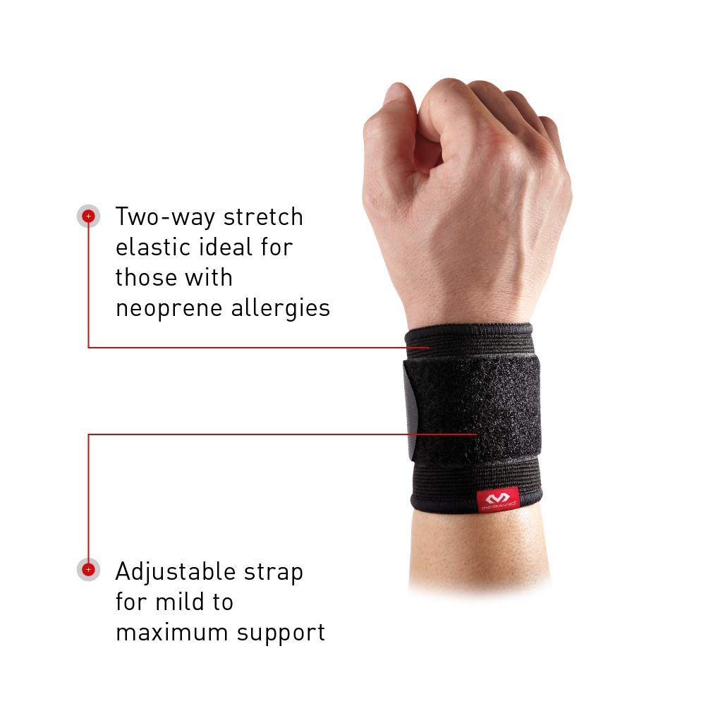 McDavid 513 Elastic Wrist Support, Large/X-Large by McDavid (Image #4)