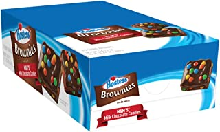 product image for Hostess M and M Brownie, 3.03 Ounce -- 48 per case.