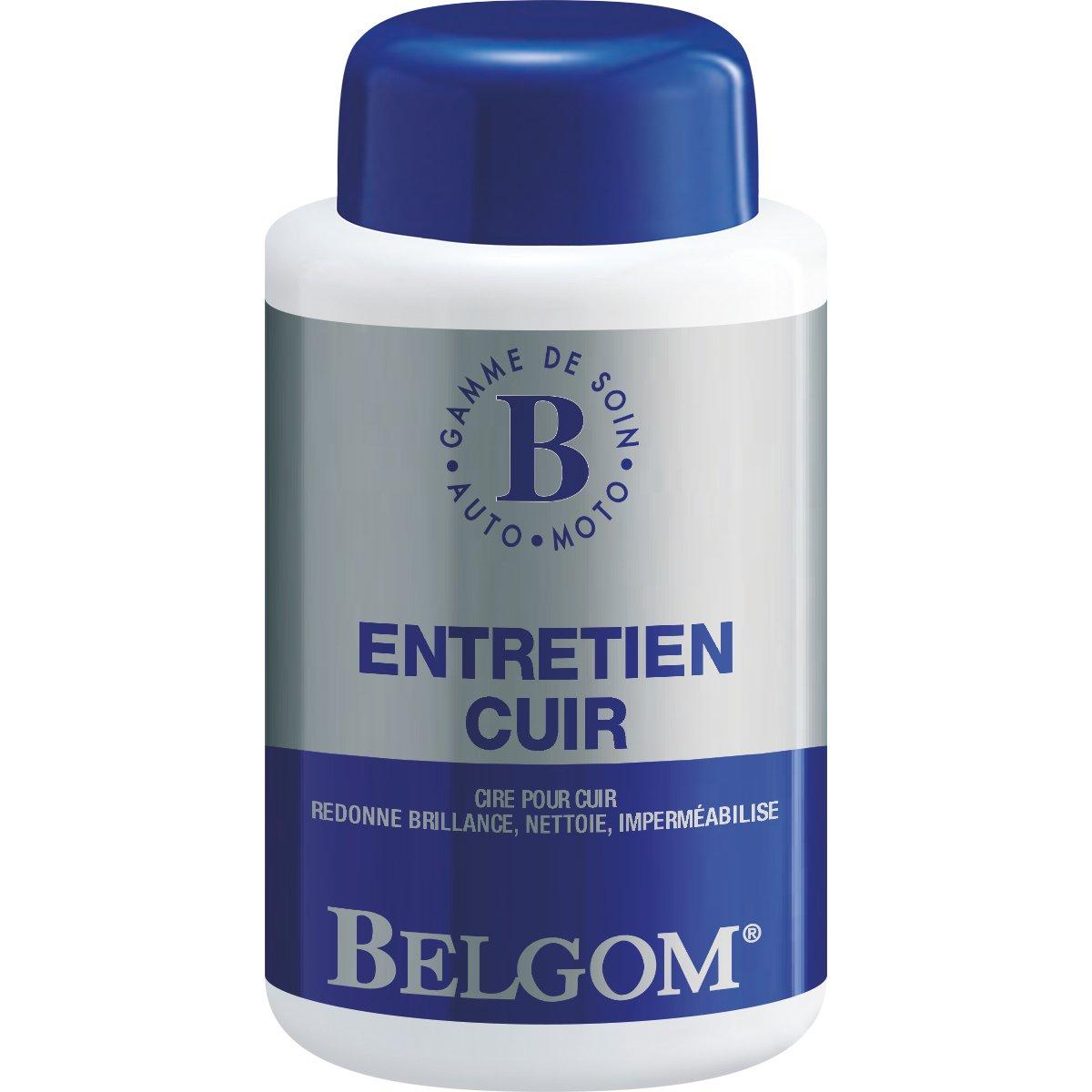 Belgom 11.0250 Entretien Cuir, 250 ML Soditen
