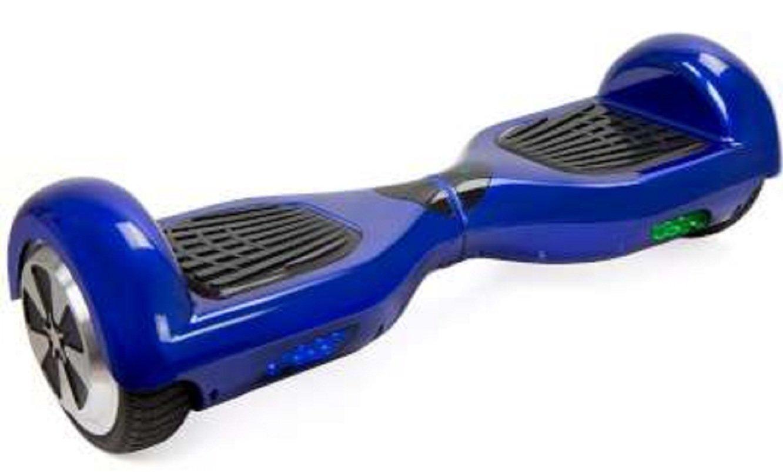 Amazoncom Hovers Hoverboard Skateboard Bots Blue Safe Smart Two