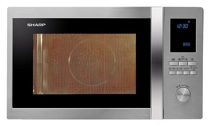 Sharp r-982stwe Horno Microondas Ventilado Capacidad 42 L + ...