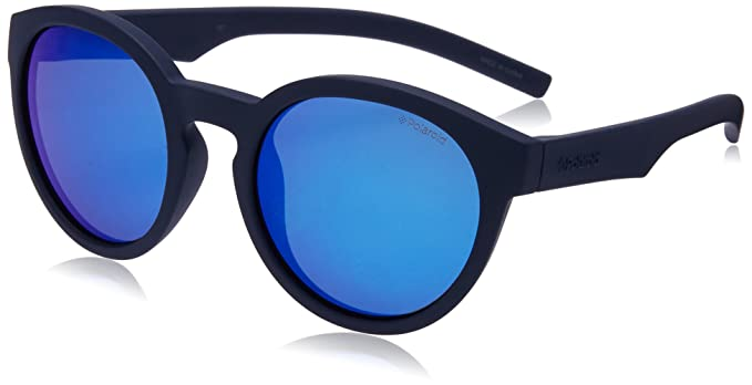 Polaroid PLD 8019/S JY CIW, Gafas de Sol Unisex Niños, Azul ...