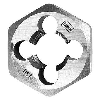 Hex Die Special Thread 11mm x 1.25mm Metric Carbon Steel