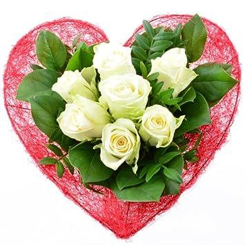 Express Blumenversand Blumenstrauss Zum Geburtstag Liebe In Rot