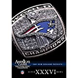 NFL: America's Game: 2001 New England Patriots
