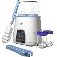 Deals on TBI Pro Dual Bottle Warmer & Sterilizer 5-in-1 Baby w/Timer