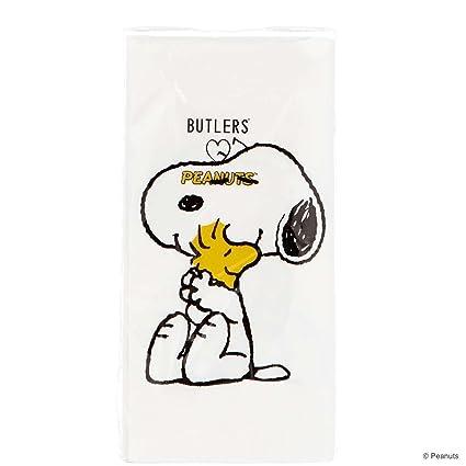 Butlers Fazzoletto Peanuts Snoopy E Woodstock Articoli Da Regalo