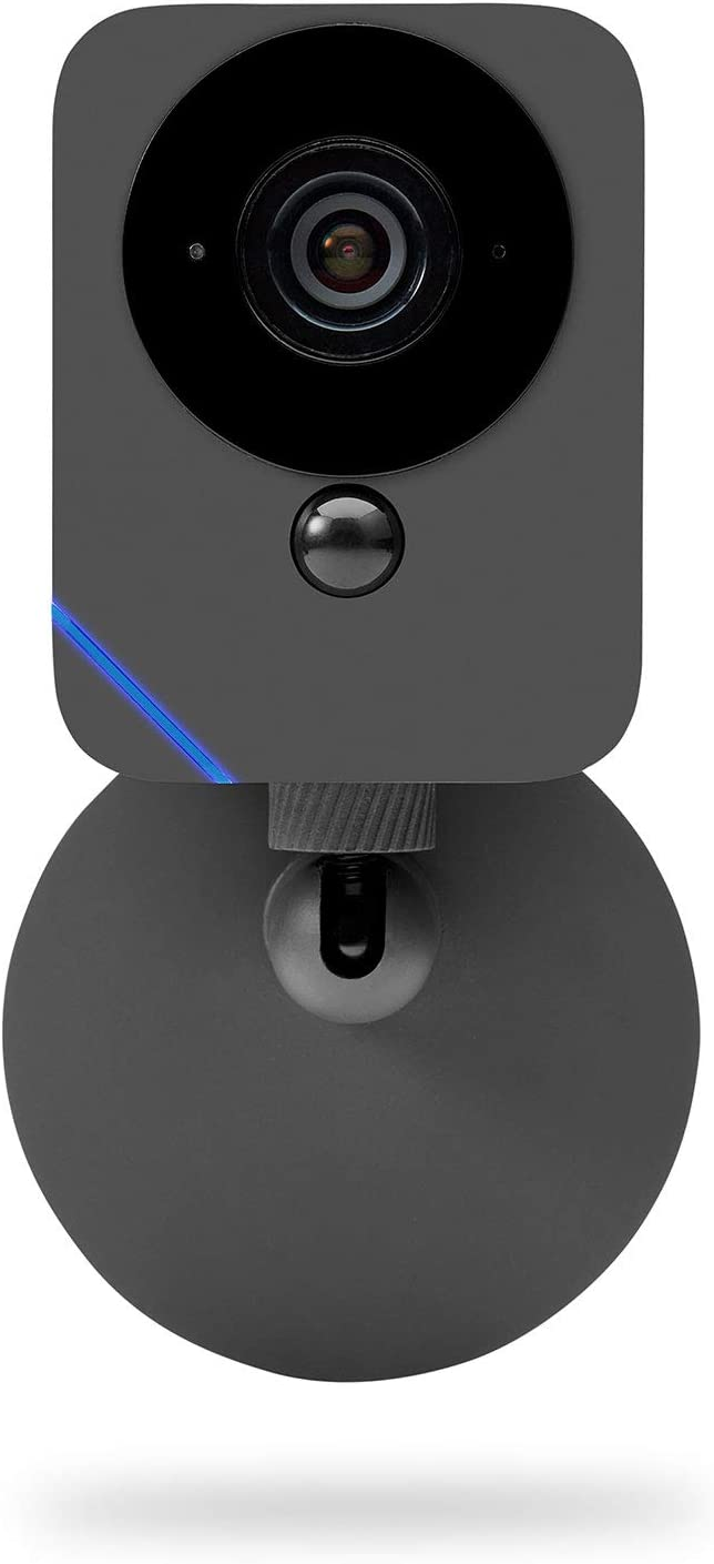 Blue by ADT Wireless HD Outdoor Camera – 2-Way Talk – Motion-Activated – Facial Recognition – DIY Smart Home Security – No Contract – Use with WiFi and Alexa
