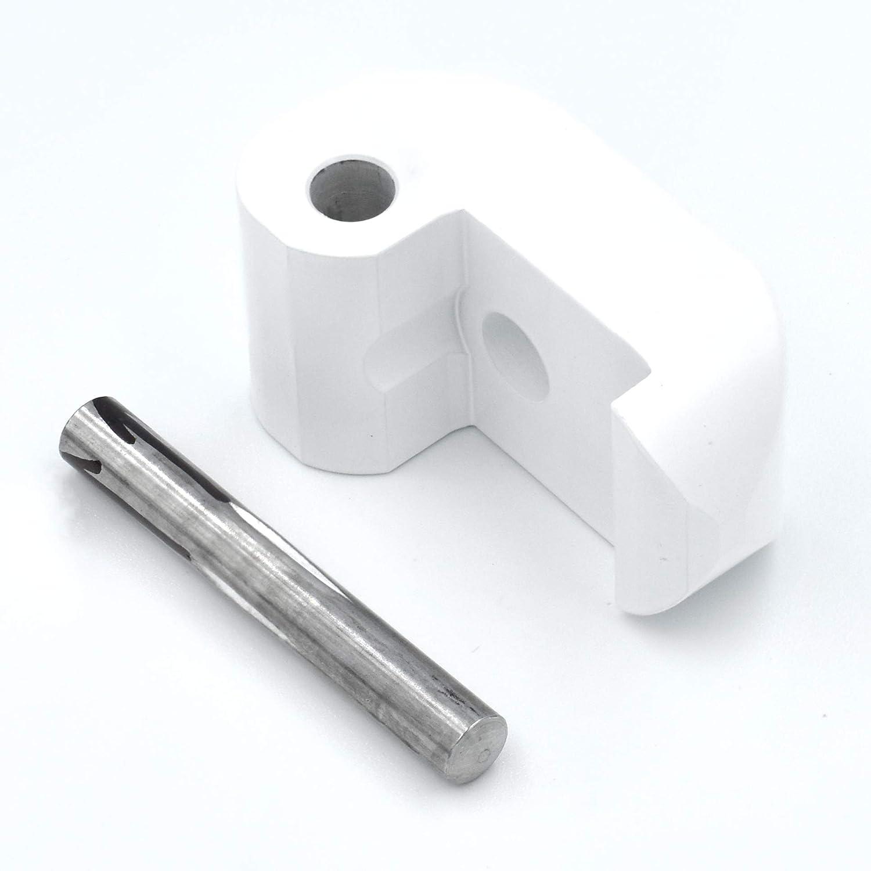 Xiaomi M365//Pro Lock Latch Serrure renforc/ée /à Direction de Volant de deuxi/ème Monte et Le Verrouillage dot/é de la charni/ère myBESTscooter