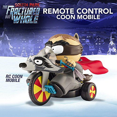 South Park  The Fractured But Whole Remote Control Coon Mobile