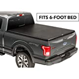 TruXedo TruXport Soft Roll-up Truck Bed Tonneau Cover   257001   fits 16-19 Toyota Tacoma 6' Bed