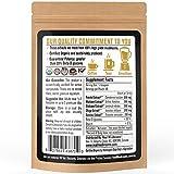 5 Defenders Mushroom Extract Blend by Real Mushrooms - Chaga, Reishi, Shiitake, Maitake and Turkey Tail Mushroom Powder - Organic - Immune Defense - 45g - Perfect for Shakes, Smoothies, Coffee and Tea