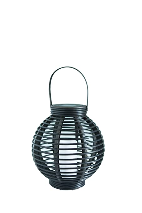 YaCool Solar Decorative Garden Lantern   Vintage Style Hanging Solar  Lanterns Outdoor Lighting Garden Light (
